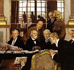 Qwiz5 Quizbowl Essentials - Treaty of Versailles