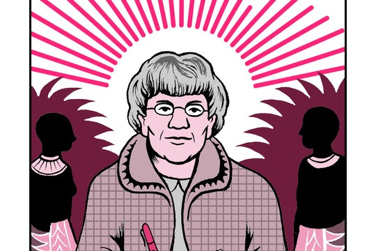 "Margaret Mead, the author of ""Coming of Age in Samoa"".. Part of the Qwiz5 series by Qwiz Quizbowl Camp, written to help quiz bowl teams power more tossups!"