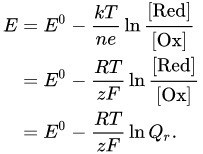 The Nernst Equation.  Part of the Qwiz5 series by Qwiz Quizbowl Camp, written to help quiz bowl teams power more tossups!