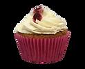 Cupcake Cioccolato Bianco e Frutti Rossi