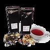 tè e infusi, anche sfusi in foglia