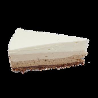Cheesecake Tre Cioccolati