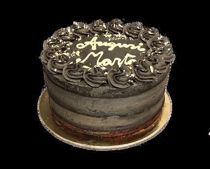 torta arancia e cioccolato fondente, bohemién