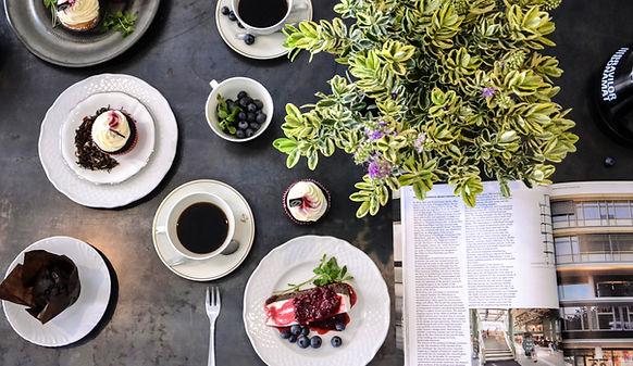 pasticceria, torte e tea room