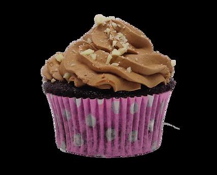 Cupcake Triplo Cioccolato