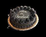 torta al cioccolato fondente e cocco, old fashioned