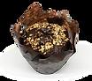 Muffin al Cioccolato con Ripieno Cremoso
