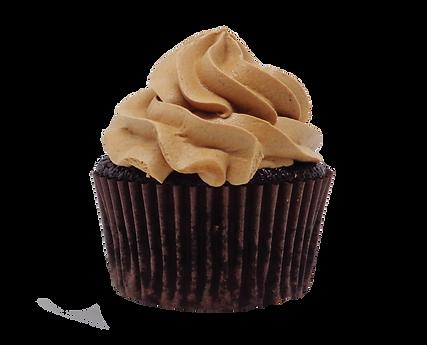 Cupcake Doppio Cioccolato