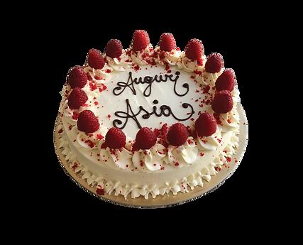 torta cioccolato e crema cheesecake con lamponi, old fashioned