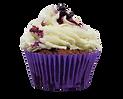 Cupcake Mirtillo e Ricotta