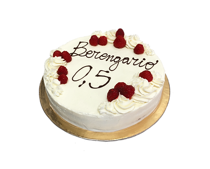 torta cioccolato e crema cheesecake con lamponi, minimal