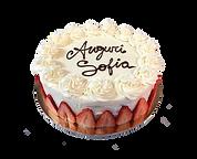 torta vaniglia, mascarpone e fragola, old fashioned
