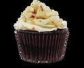 Cupcake Cioccolato Macadamia e Caramello Salato