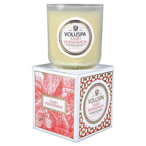 Voluspa Candle- Saijo Persimmon (maison jar)
