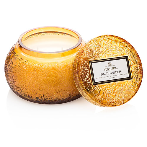 Voluspa Candle- Baltic Amber
