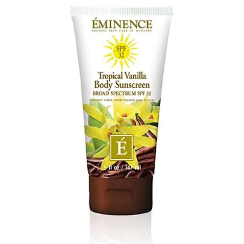 Tropical Vanilla Body Cream