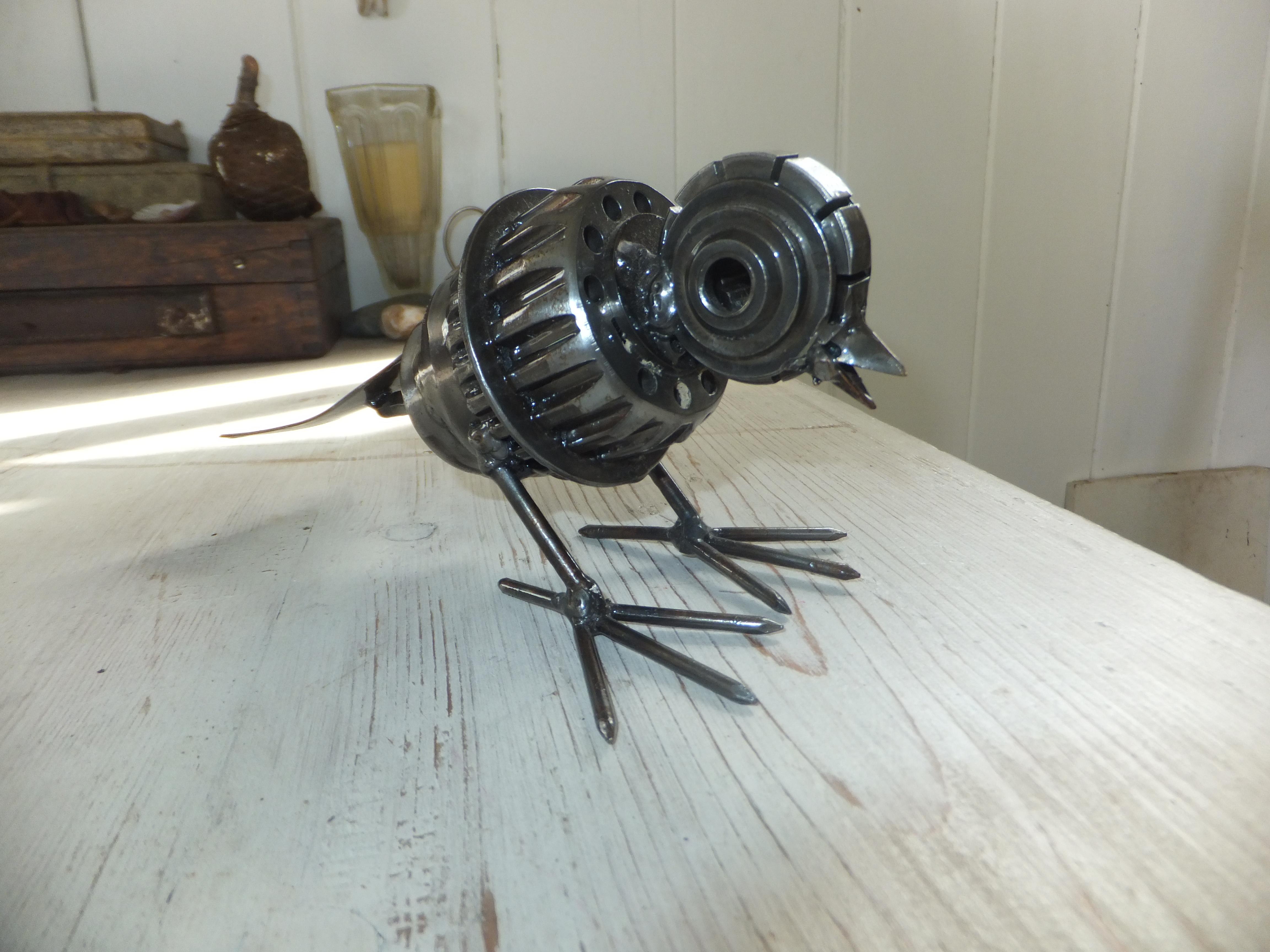 Turbo Sparrow
