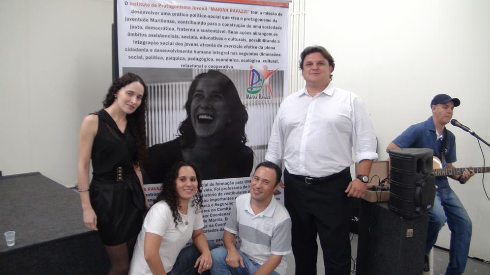 Abertura do IPJ Marina Ravazzi