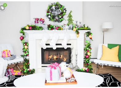 7 Not-So-Traditional Palettes That Still Feel Like Christmas
