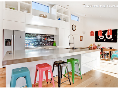 5 Bold Ways to Brighten Your Kitchen With Color