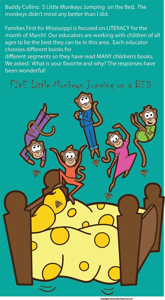 Favorite Books 5 monkeys on a bed.jpg