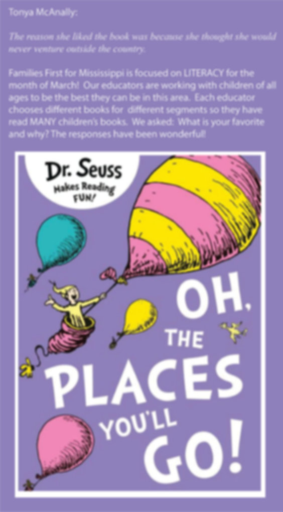 Favorite Books Oh the places youll go.jp