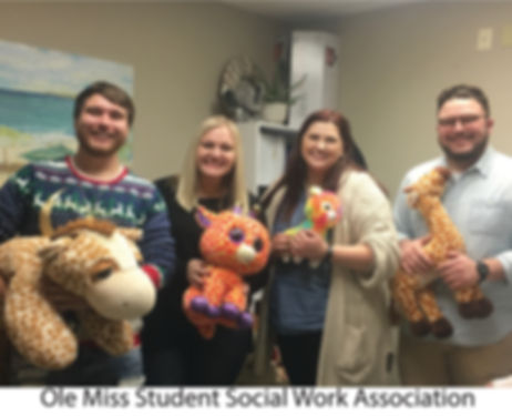 Ole Miss Student Social Work Association