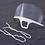 Thumbnail: Masque de protection transparent