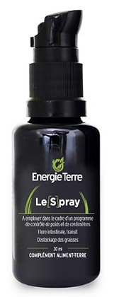 Le [S]pray draineur (1 flacon de 30 ml)