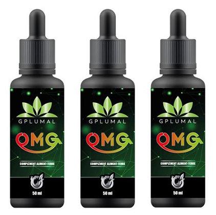 O[m]G (3 flacons de 50 ml)