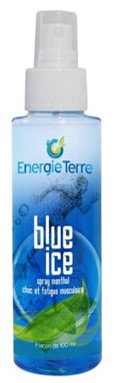 Blue Ice - Spray Relaxant (1 flacon de 100 ml)