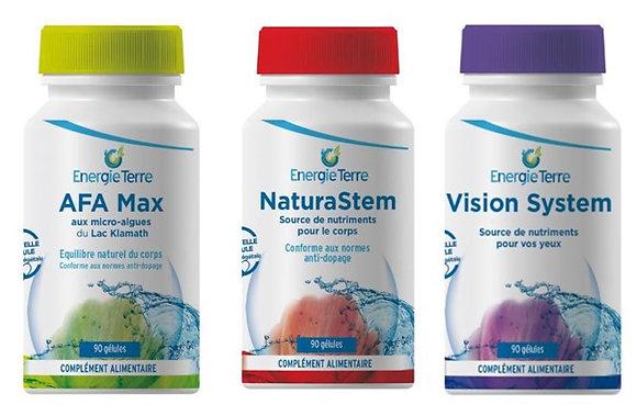 Programme Vision : AFA MAX + NATURASTEM + VISION
