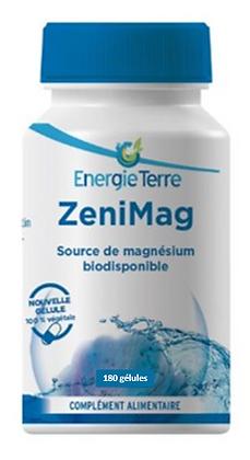 ZENIMAG (1 flacon de 180 gélules)