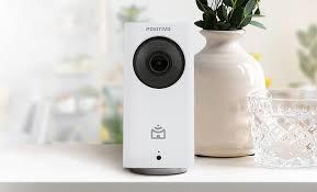 Câmera inteligente da marca positivo