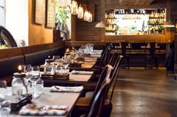 Austin Food Works tables