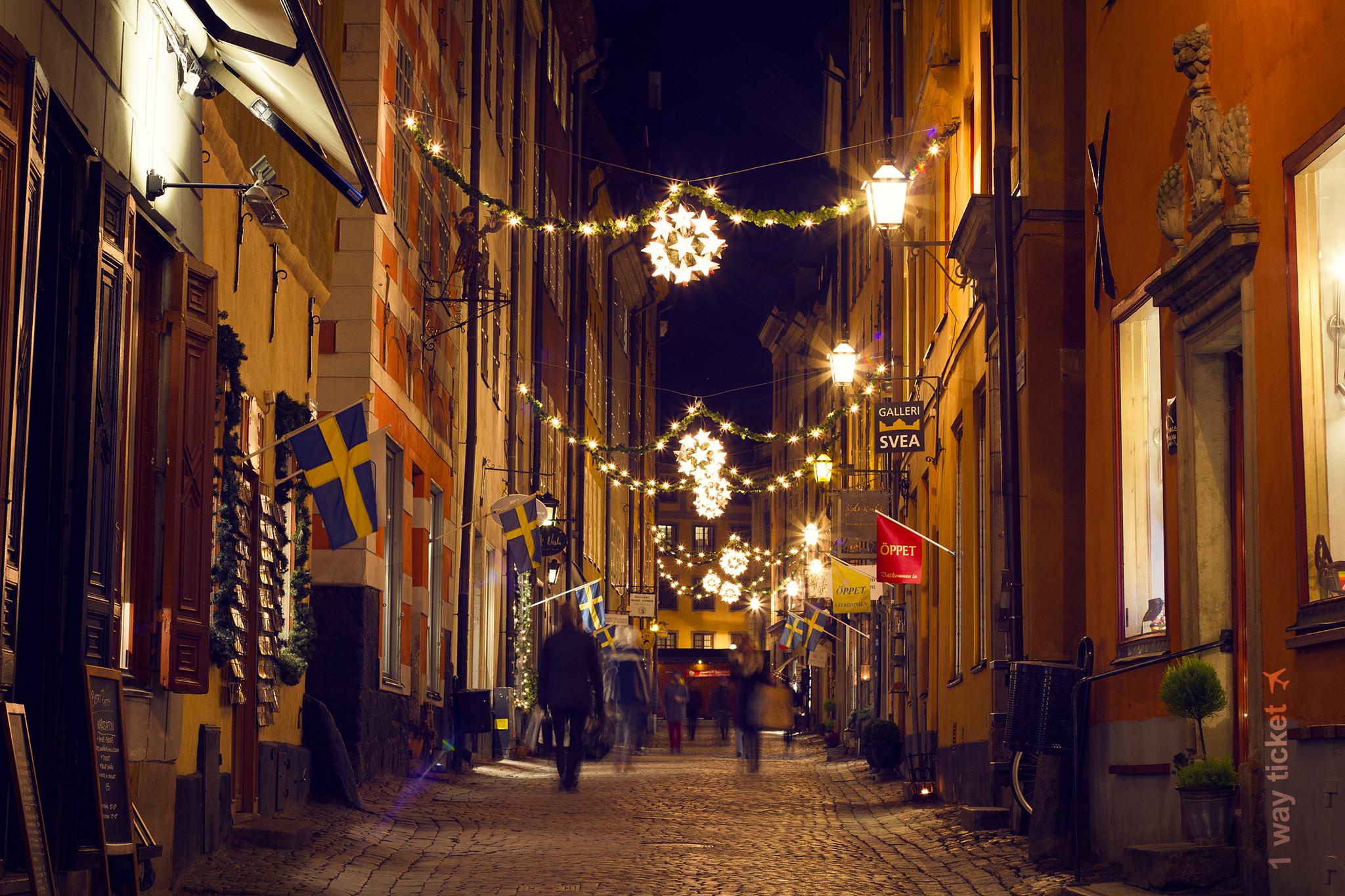 Jultiden Gamla Stan