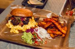 Austin Food Works burguer