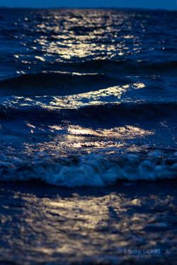 Sea Sandham waves