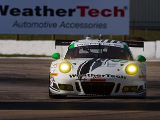 WeatherTech Racing to Start Sebring 12 Hours Fifth in GTD