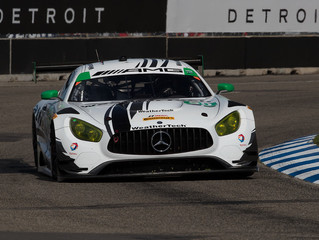 WeatherTech Racing Mercedes-AMG GT3 qualifies 11th at Belle Isle