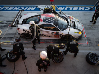 WeatherTech Racing Ferrari Third 18 Hours into Le Mans 24