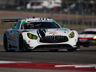 WeatherTech Racing Mercedes-AMG GT3 finishes sixth at COTA
