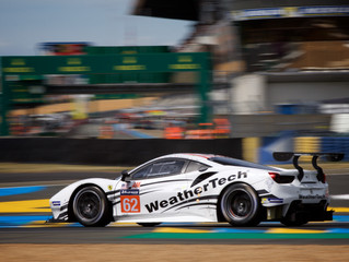 WeatherTech Racing Ferrari Completes Successful Le Mans 24 Test in France