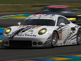 WeatherTech Racing Le Mans 24 Ends Early