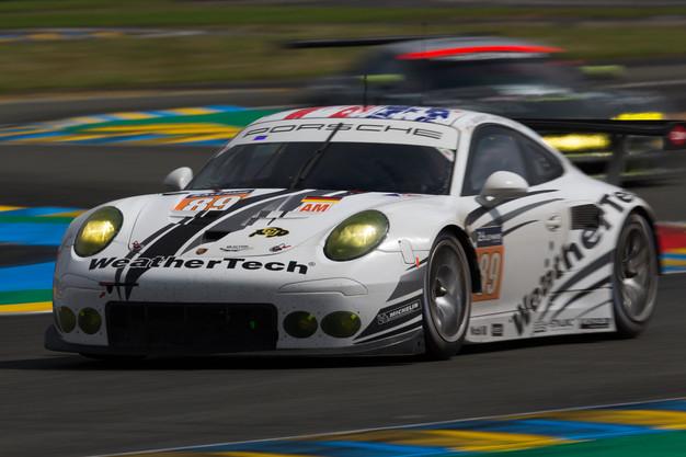 WeatherTech Racing Le Mans 24 Ends Early   WeatherTech Racing