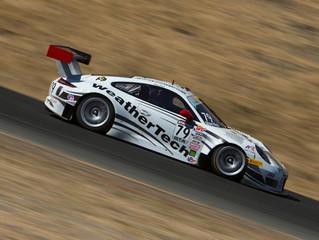 WeatherTech Racing Takes Second Podium at Sonoma