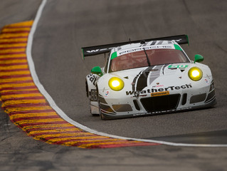 WeatherTech Racing Porsche finishes ninth at Road America