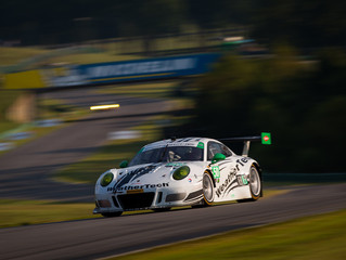 WeatherTech Racing Finishes Sixth at VIR
