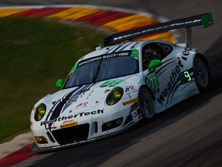 D. MacNeil and Jeannette to Start WeatherTech Racing Porsche from Eighth Row at Road America