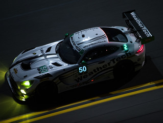 WeatherTech Racing ends its Rolex 24 after 14 hours